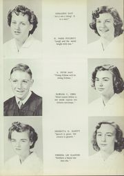 Page 17, 1952 Edition, Northampton High School - Torch Yearbook (Eastville, VA) online yearbook collection