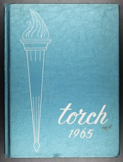 1965 Edition, Northampton High School - Torch Yearbook (Eastville, VA)
