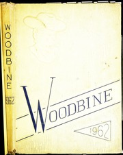 Page 1, 1962 Edition, James Wood High School - Woodbine Yearbook (Winchester, VA) online yearbook collection