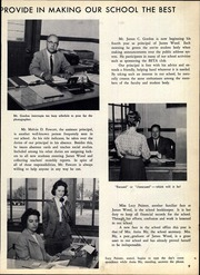 Page 13, 1962 Edition, James Wood High School - Woodbine Yearbook (Winchester, VA) online yearbook collection