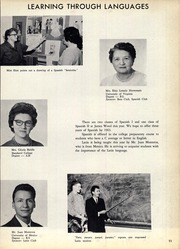 Page 15, 1962 Edition, James Wood High School - Woodbine Yearbook (Winchester, VA) online yearbook collection