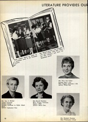Page 16, 1962 Edition, James Wood High School - Woodbine Yearbook (Winchester, VA) online yearbook collection