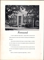 Page 10, 1959 Edition, Appomattox High School - Traveler Yearbook (Appomattox, VA) online yearbook collection