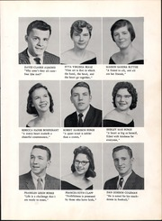 Page 15, 1959 Edition, Appomattox High School - Traveler Yearbook (Appomattox, VA) online yearbook collection
