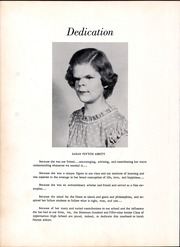 Page 8, 1959 Edition, Appomattox High School - Traveler Yearbook (Appomattox, VA) online yearbook collection