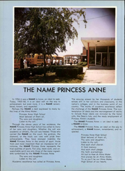 Page 10, 1966 Edition, Princess Anne High School - Peerage Yearbook (Virginia Beach, VA) online yearbook collection