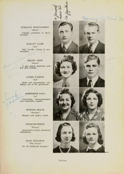 Page 13, 1940 Edition, Kempsville High School - Image Yearbook (Virginia Beach, VA) online yearbook collection