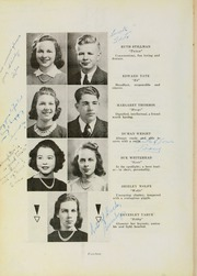 Page 14, 1940 Edition, Kempsville High School - Image Yearbook (Virginia Beach, VA) online yearbook collection