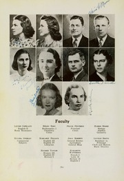 Page 6, 1940 Edition, Kempsville High School - Image Yearbook (Virginia Beach, VA) online yearbook collection