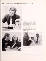 Page 17, 1973 Edition, Kempsville High School - Image Yearbook (Virginia Beach, VA) online yearbook collection