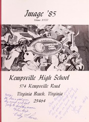 Page 5, 1985 Edition, Kempsville High School - Image Yearbook (Virginia Beach, VA) online yearbook collection