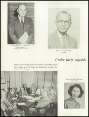 Page 14, 1955 Edition, Norview High School - Pilot Yearbook (Norfolk, VA) online yearbook collection