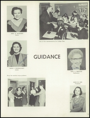 Page 17, 1955 Edition, Norview High School - Pilot Yearbook (Norfolk, VA) online yearbook collection