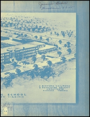 Page 3, 1955 Edition, Norview High School - Pilot Yearbook (Norfolk, VA) online yearbook collection