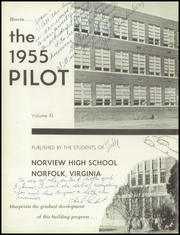 Page 6, 1955 Edition, Norview High School - Pilot Yearbook (Norfolk, VA) online yearbook collection