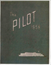 1958 Edition, Norview High School - Pilot Yearbook (Norfolk, VA)