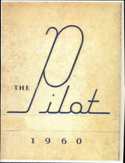 1960 Edition, Norview High School - Pilot Yearbook (Norfolk, VA)