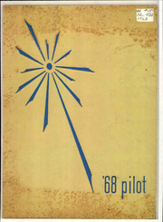 1968 Edition, Norview High School - Pilot Yearbook (Norfolk, VA)