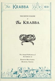Page 7, 1931 Edition, Hampton High School - Krabba Yearbook (Hampton, VA) online yearbook collection