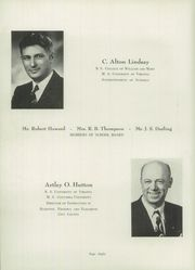 Page 12, 1946 Edition, Hampton High School - Krabba Yearbook (Hampton, VA) online yearbook collection