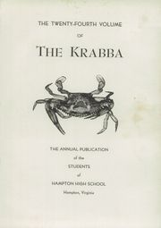 Page 5, 1946 Edition, Hampton High School - Krabba Yearbook (Hampton, VA) online yearbook collection