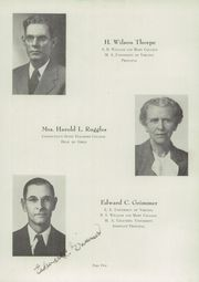 Page 9, 1946 Edition, Hampton High School - Krabba Yearbook (Hampton, VA) online yearbook collection