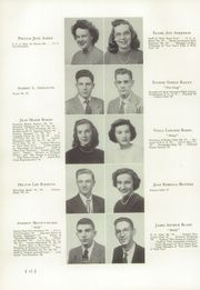 Page 16, 1949 Edition, Hampton High School - Krabba Yearbook (Hampton, VA) online yearbook collection