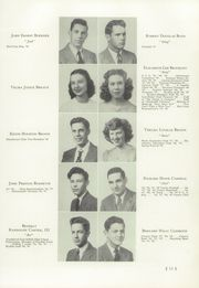 Page 17, 1949 Edition, Hampton High School - Krabba Yearbook (Hampton, VA) online yearbook collection