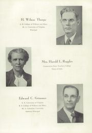 Page 9, 1949 Edition, Hampton High School - Krabba Yearbook (Hampton, VA) online yearbook collection