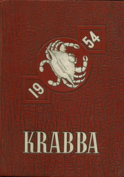 Page 1, 1954 Edition, Hampton High School - Krabba Yearbook (Hampton, VA) online yearbook collection
