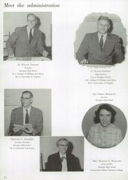 Page 14, 1954 Edition, Hampton High School - Krabba Yearbook (Hampton, VA) online yearbook collection