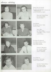 Page 16, 1954 Edition, Hampton High School - Krabba Yearbook (Hampton, VA) online yearbook collection