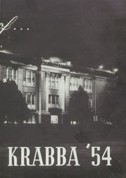 Page 7, 1954 Edition, Hampton High School - Krabba Yearbook (Hampton, VA) online yearbook collection