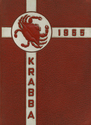 Page 1, 1955 Edition, Hampton High School - Krabba Yearbook (Hampton, VA) online yearbook collection