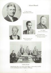 Page 12, 1955 Edition, Hampton High School - Krabba Yearbook (Hampton, VA) online yearbook collection