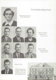 Page 15, 1955 Edition, Hampton High School - Krabba Yearbook (Hampton, VA) online yearbook collection
