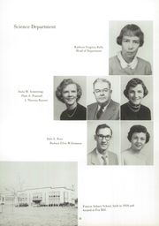 Page 16, 1955 Edition, Hampton High School - Krabba Yearbook (Hampton, VA) online yearbook collection