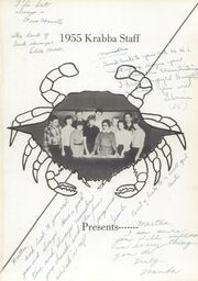 Page 5, 1955 Edition, Hampton High School - Krabba Yearbook (Hampton, VA) online yearbook collection