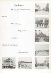 Page 9, 1955 Edition, Hampton High School - Krabba Yearbook (Hampton, VA) online yearbook collection