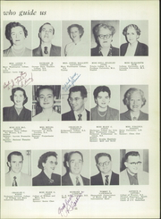 Page 15, 1956 Edition, Hampton High School - Krabba Yearbook (Hampton, VA) online yearbook collection