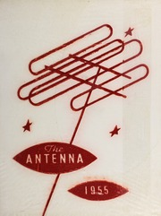 1955 Edition, Annandale High School - Antenna Yearbook (Annandale, VA)