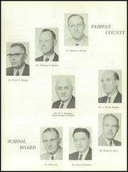 Page 14, 1957 Edition, Annandale High School - Antenna Yearbook (Annandale, VA) online yearbook collection