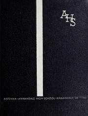 Annandale High School - Antenna Yearbook (Annandale, VA) online yearbook collection, 1961 Edition, Page 1