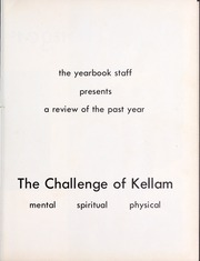 Page 5, 1966 Edition, Kellam High School - Challenger Yearbook (Virginia Beach, VA) online yearbook collection