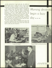Page 11, 1958 Edition, Wakefield High School - Starstone Yearbook (Arlington, VA) online yearbook collection