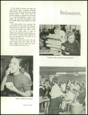 Page 12, 1958 Edition, Wakefield High School - Starstone Yearbook (Arlington, VA) online yearbook collection