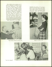 Page 14, 1958 Edition, Wakefield High School - Starstone Yearbook (Arlington, VA) online yearbook collection