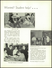 Page 15, 1958 Edition, Wakefield High School - Starstone Yearbook (Arlington, VA) online yearbook collection