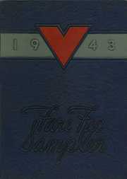 1943 Edition, Fairfax High School - Fare Fac Sampler Yearbook (Fairfax, VA)