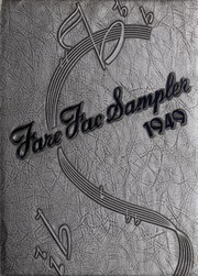 1949 Edition, Fairfax High School - Fare Fac Sampler Yearbook (Fairfax, VA)